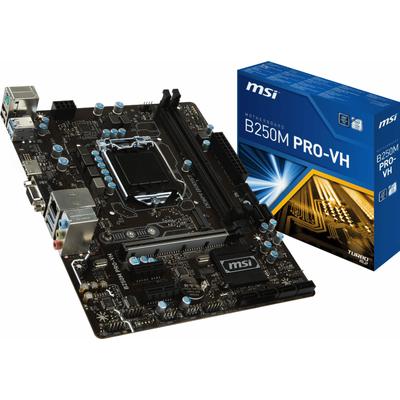 MSI B250M PRO-VH