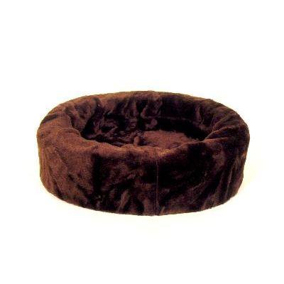 Petcomfort Hondenmand cm Bruin bont