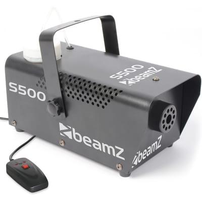 Beamz S500 Rookmachine Met Rookvloeistof
