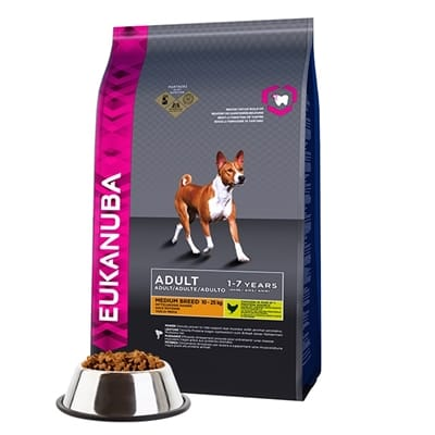 Eukanuba Dog Adult Medium Breed 12 kg