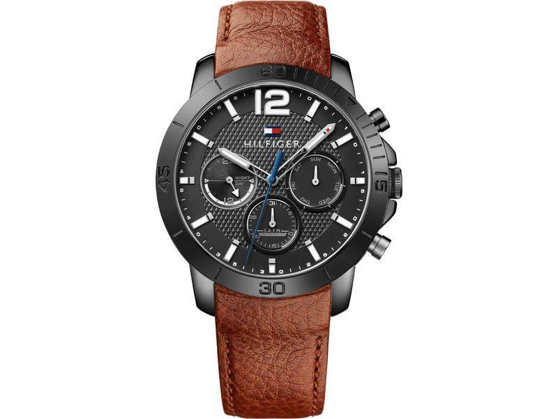Tommy Hilfiger TH1791269 Horloge Bruin mm 5