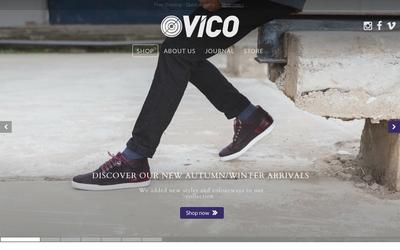 Vico movement website