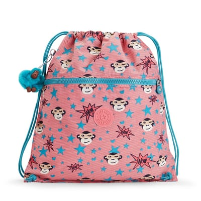 Kipling Supertaboo Toddler Girl Hero tas