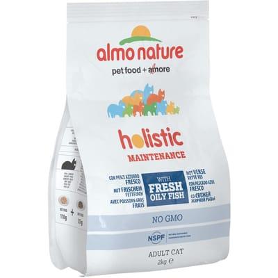 Almo Nature Witvis Rijst 2 kg
