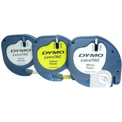 DYMO LetraTag pack