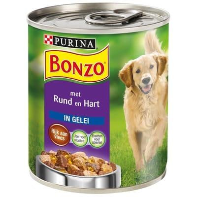 Bonzo Blik 800 gr hart