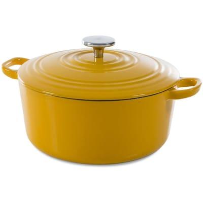 BK Bourgogne Braadpan cm Yellow 28
