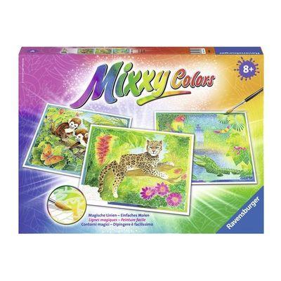 Mixxy Colors Exotische dieren