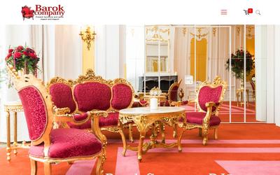 Barok company B.V. website