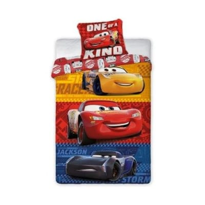 Disney Cars dekbedovertrek one of a kind