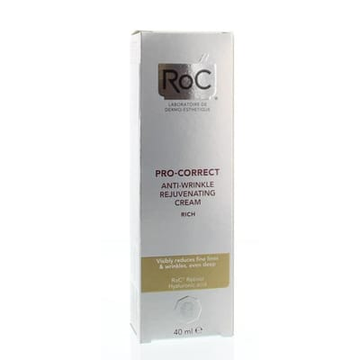Pro correct rich anti wrinkle cream