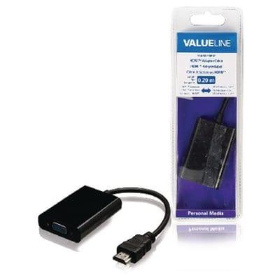 HDMI VGA kabel m