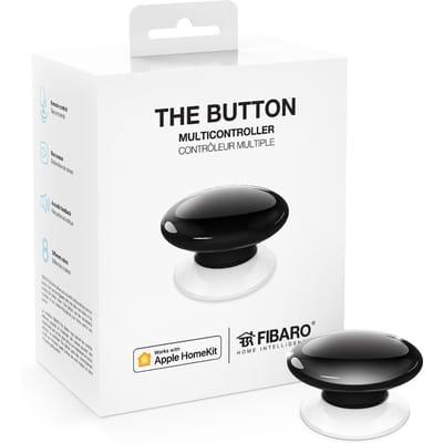 FIBARO The Button werkt met Apple HomeKit Zwart