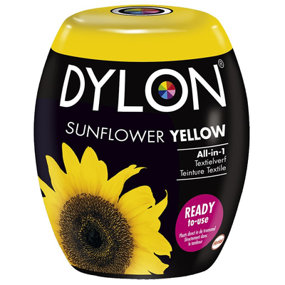 Dylon Textielverf - Yellow Sunflower - Pods - 350g