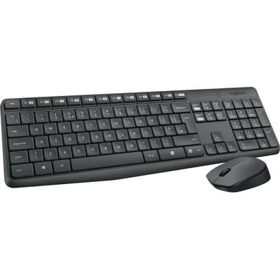 draadloos toetsenbord en muis