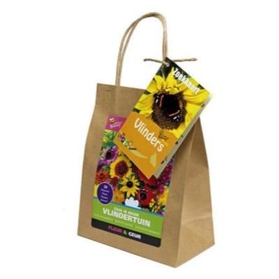 Volatile Paperbag Vlindertuin