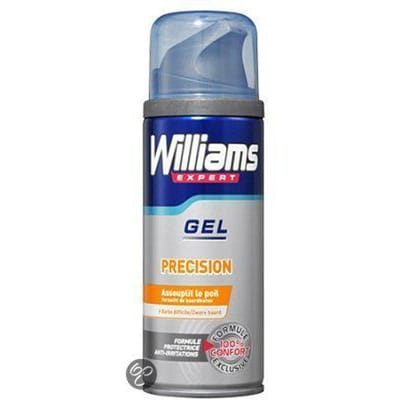 Williams Scheergel Zware Baard