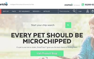 SmartChip website