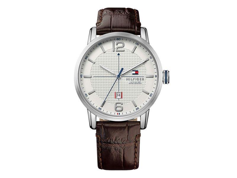 Tommy Hilfiger TH1791217 Horloge Bruin mm