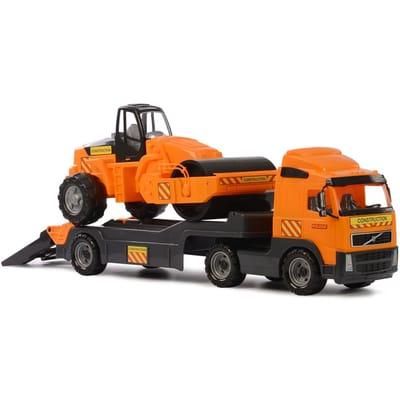 Volvo Vrachtwagen met Wals