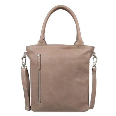 Cowboysbag Luton Medium Elephant Grey