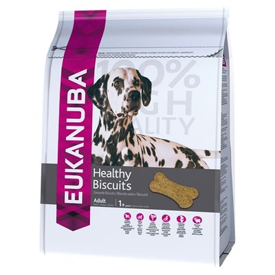 Eukanuba puppy healthy biscuits