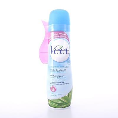 Gevoelige Huid ontharingsspray