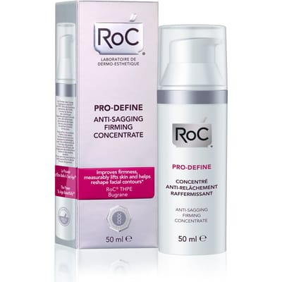 Pro define concentrate anti sagging firming
