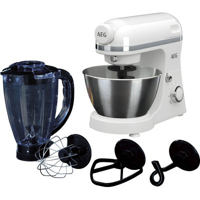 AEG KM3200 Keukenmachine Wit
