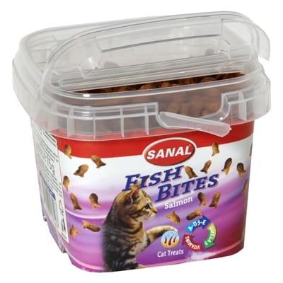Sanal fish bites cup 75