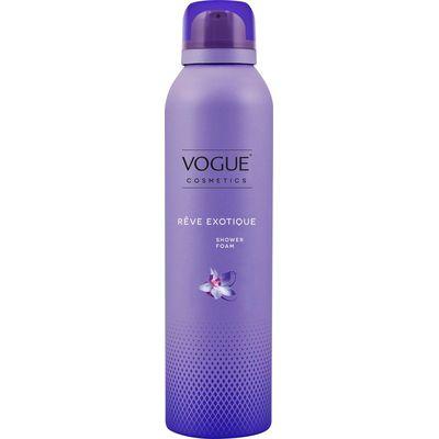 Reve exotique shower foam