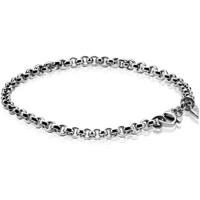 Zinzi Armband ZIA1009 zilver 19 cm