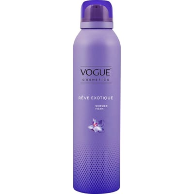Reve exotique shower foam