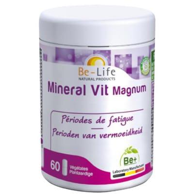 Be Life Mineral Vit Magnum 60