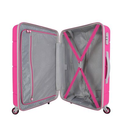 SUITSUIT Caretta 76 cm Hot Pink koffer