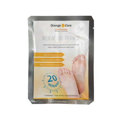 Orange Care Exfoliating Foot Treatment