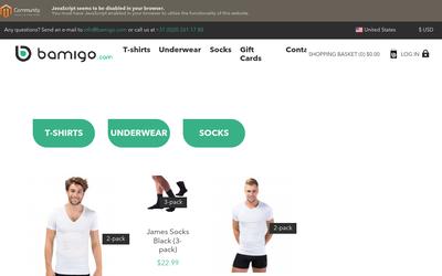 Bamigo website