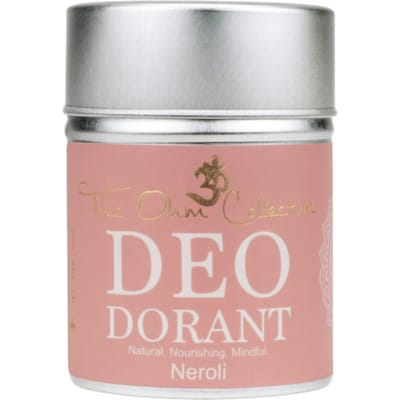 The Ohm Collection Deo Dorant Poeder Neroli