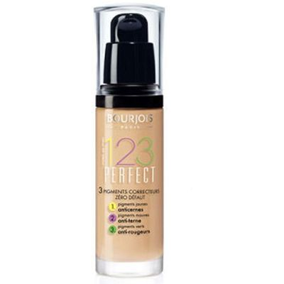 Bourjois Fond De Teint 123 Perfect Foundation 54 Beige