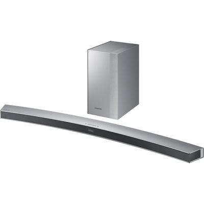 curved soundbar