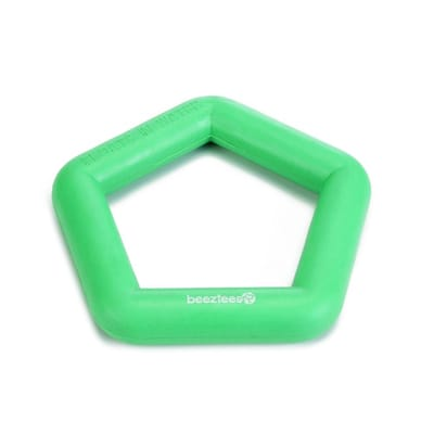 Beeztees rubber ring drijvend mint