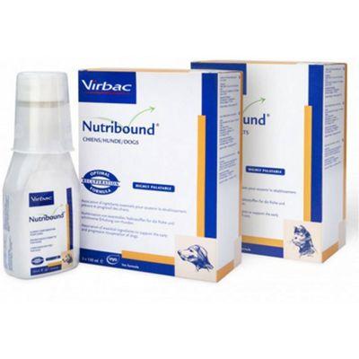 Virbac Nutribound Hond - 3 x 150 ml