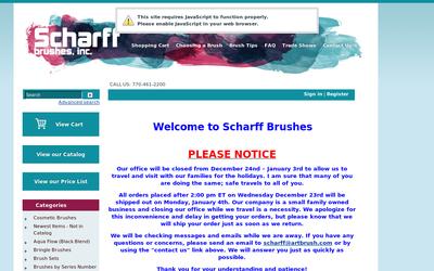 Artbrush.com website
