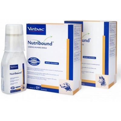 Virbac Nutribound Hond - 3 x 150 ml