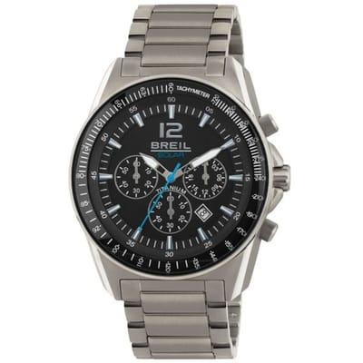Breil TW1657 horloge heren titanium