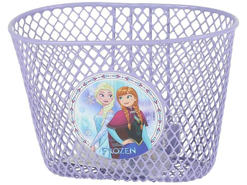 Kindermandje Frozen Staal Paars