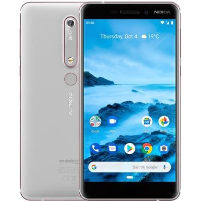 Nokia 32 GB Wit
