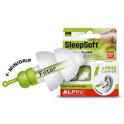 Alpine SleepSoft Oordoppen