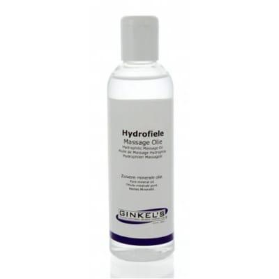 Hydrofiele massage olie
