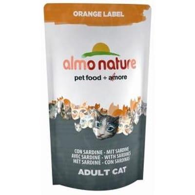 Almo Droog Orange Label Sardines 750 gr